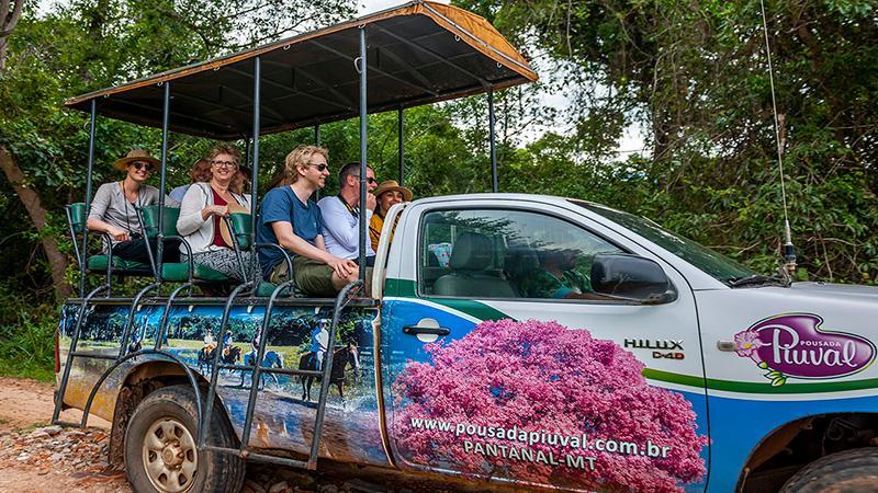 Dicas de passeios no Pantanal e o lazer da Pousada Piuval