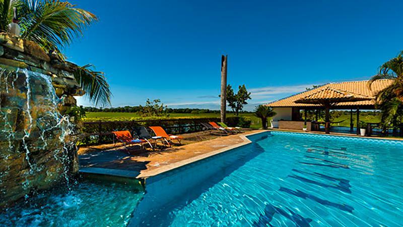 Pousada Piuval Hotel Fazenda Mato Grosso Home