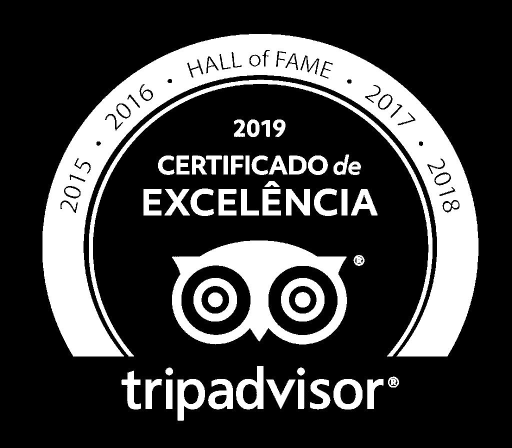 Certificado de Excelência 2019
