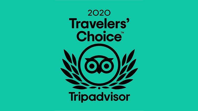 a pousada piuval recebeu a premiacao travellers choice