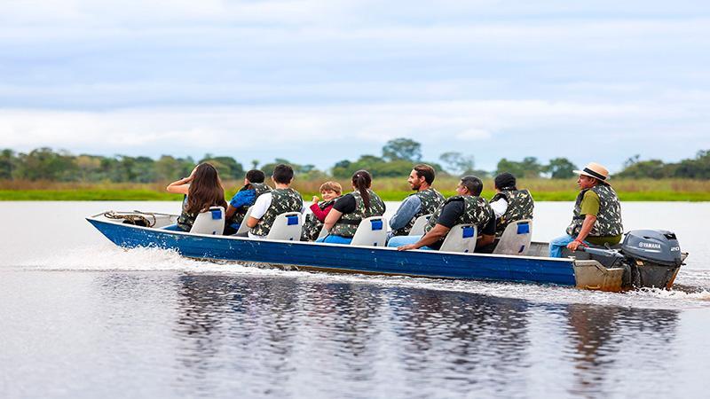 os melhores passeios do pantanal com a pousada piuval
